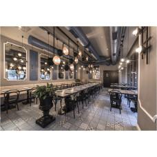 Вентиляционная система в кафе