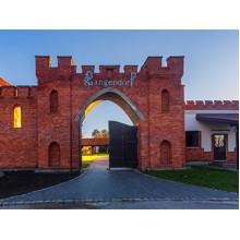 """Замковое имение """"Langendorf"""""""